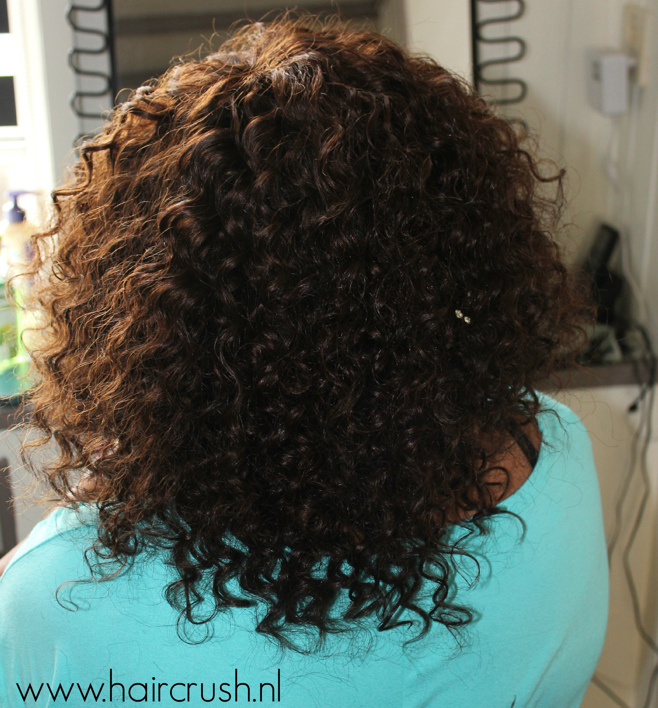 full weave curly