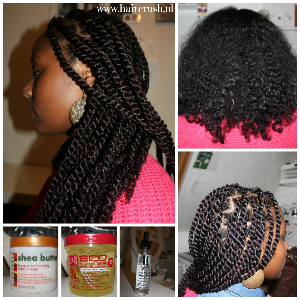 Marley Braids Invisible Methode