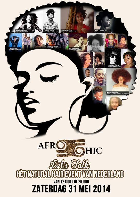 Afro chic