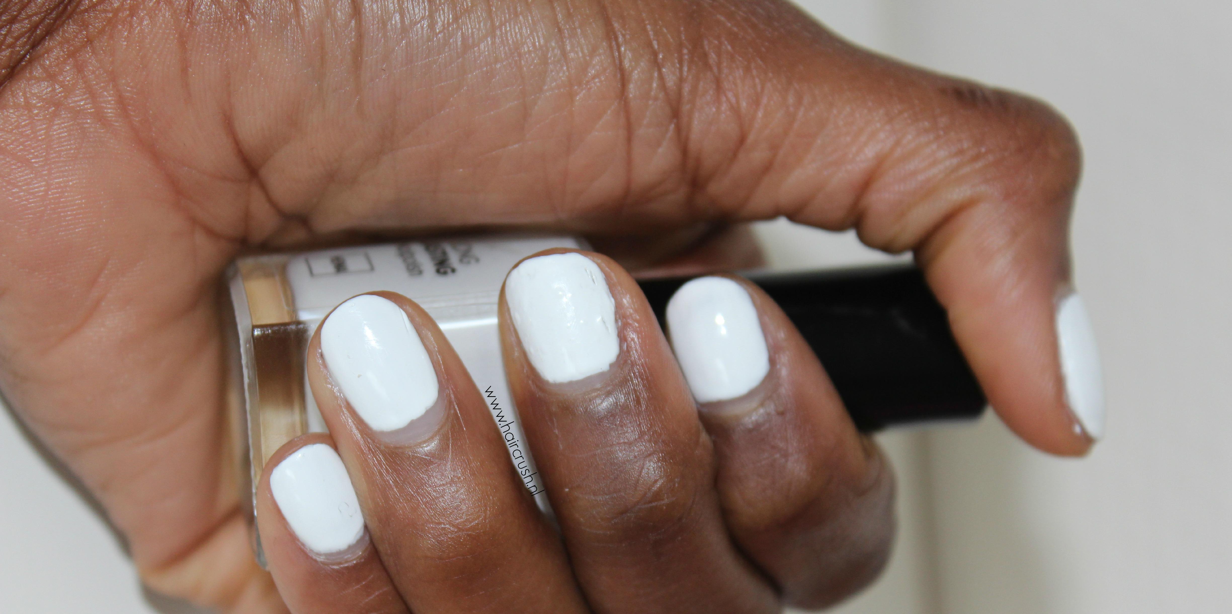 hema witte nagellak 02