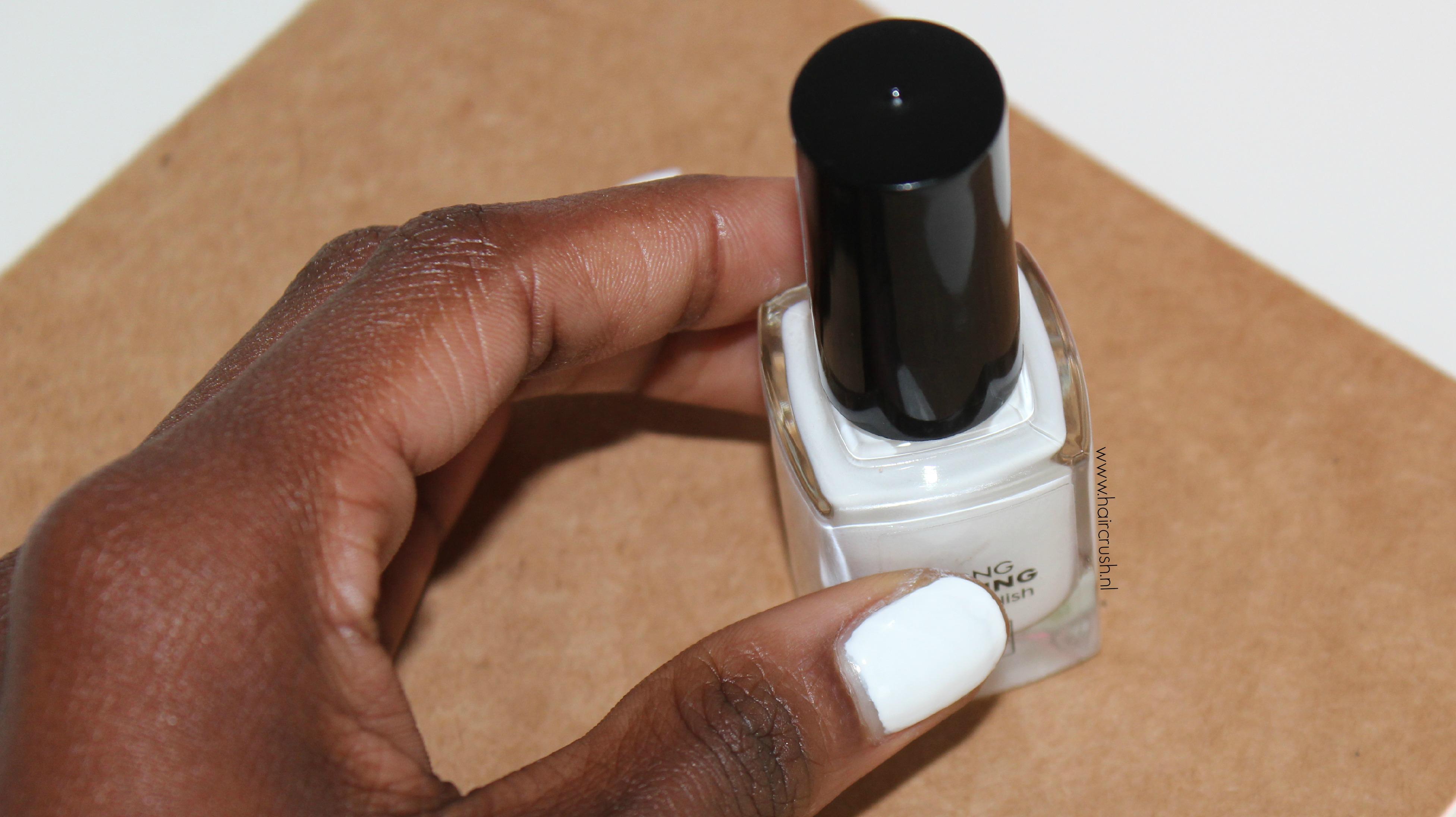 hema witte nagellak 03