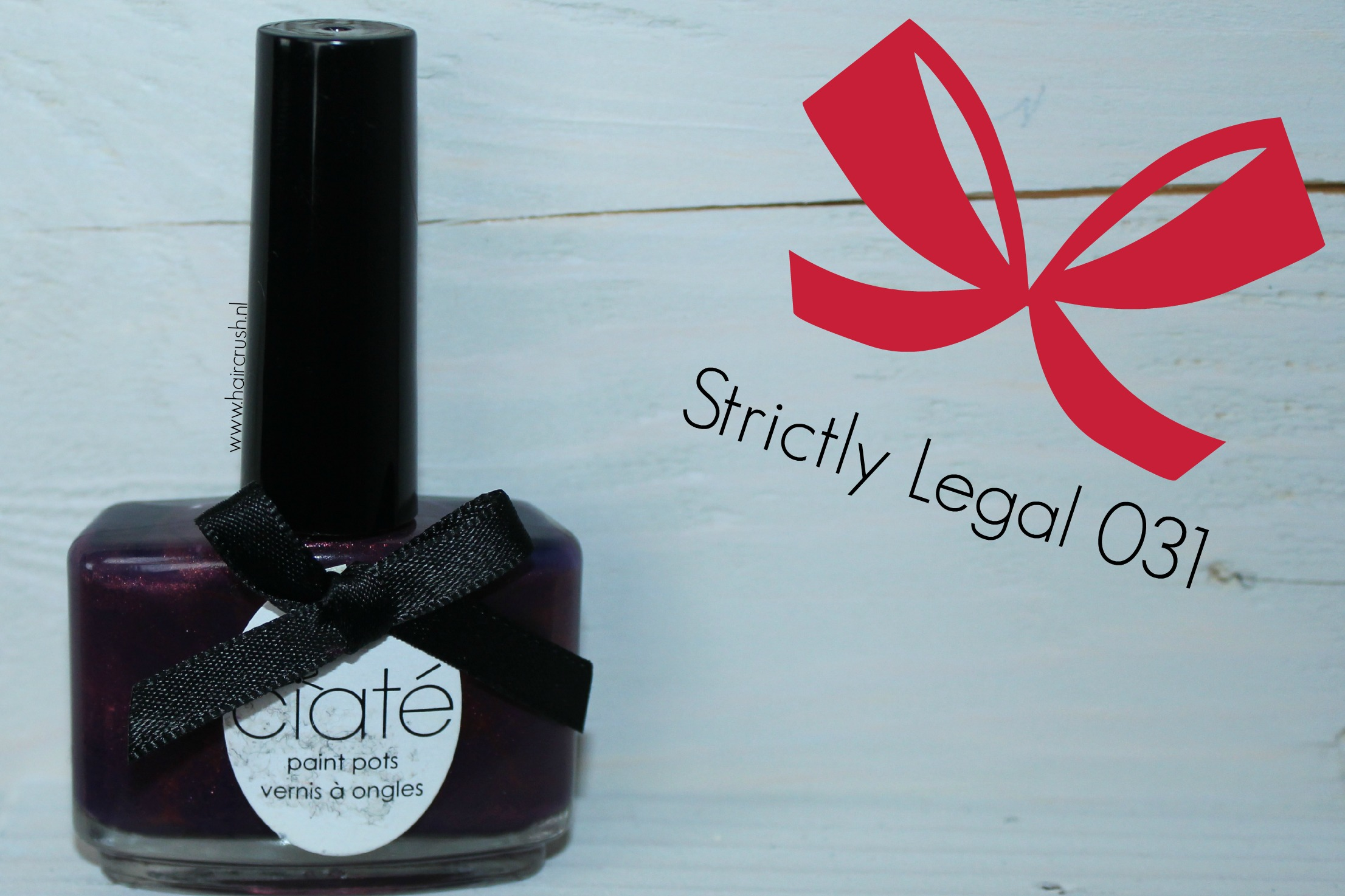 Strictly legal 031