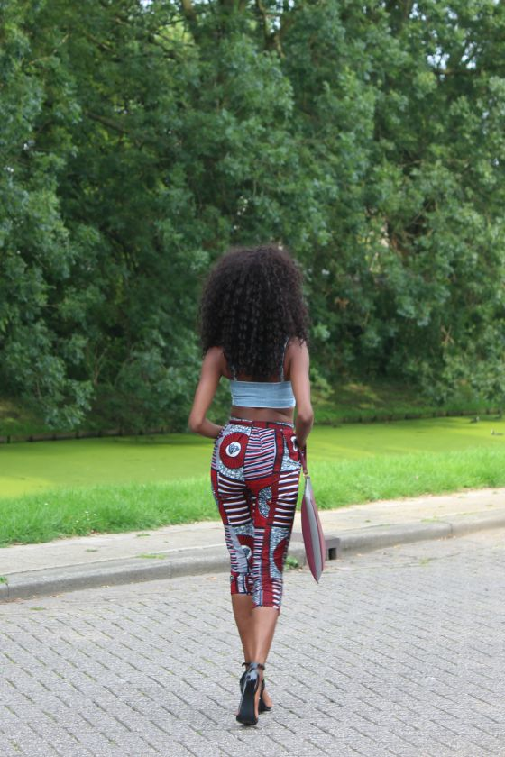 African Trouser 05