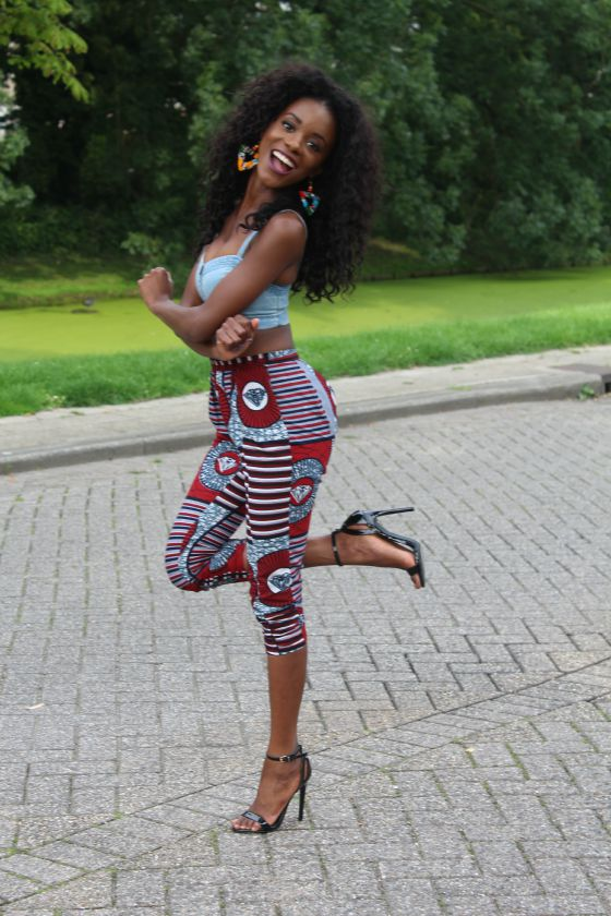 African Trouser 07