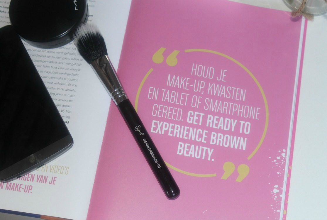 Het Brown Beauty Boek